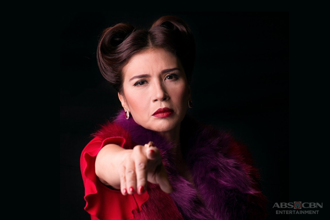 IN PHOTOS: Zsa Zsa Padilla Wildflower's Red Dragon