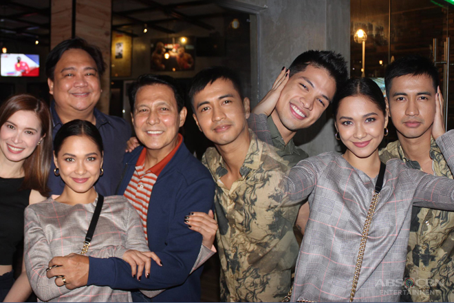 IN PHOTOS: Mga kaganapan sa Wildflower thanksgiving party!
