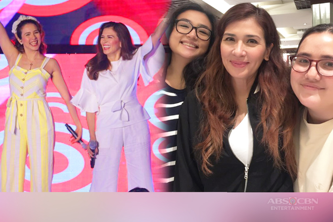 LOOK: 23 Photos of Zsa Zsa Padilla spending quality time with her beautiful daughters