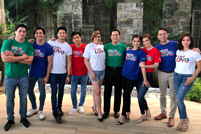 ABS-CBN Christmas SID 2017: Just Love Ngayong Christmas with Wildflower Family