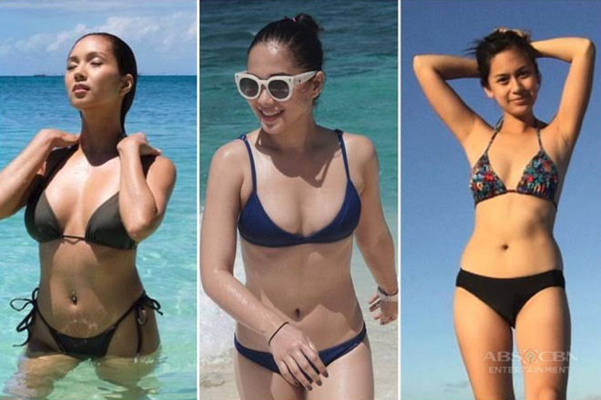 Face-off: The Women Of Wildflower In Their Sexiest Summer Look