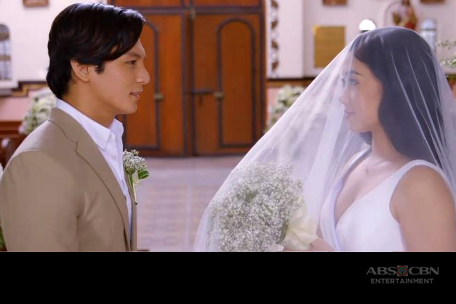 """Diego and Lily tie the knot in """"Wildflower"""""""