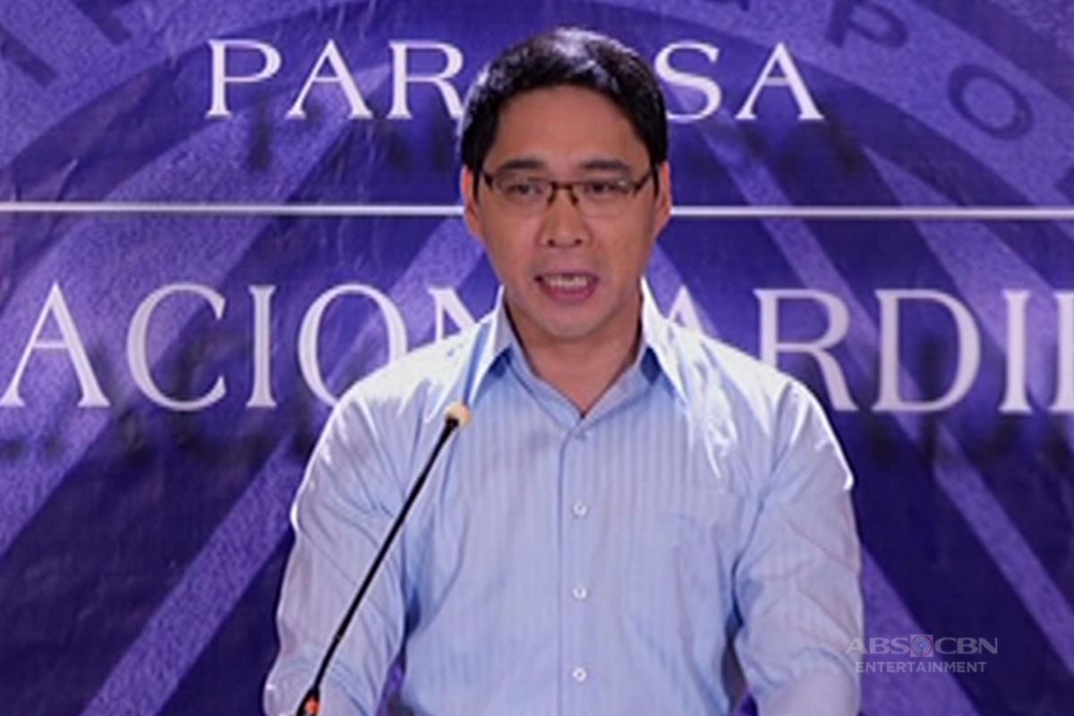 Anthony Taberna, pinangunahan ang debate para sa Poblacion Ardiente