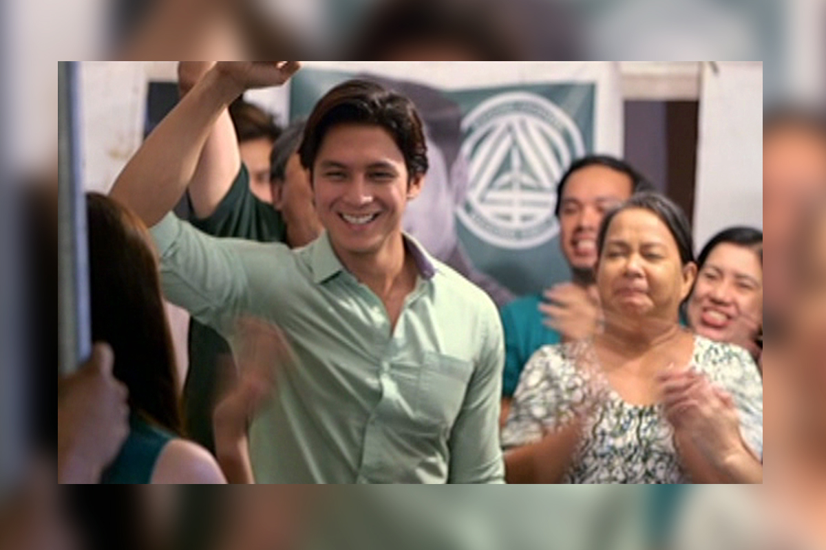 Magtagumpay kaya si Diego na makuha ang pagiging gobernador sa Poblacion Ardiente?