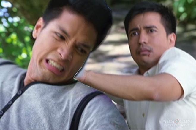 Jepoy, sinugod si Arnaldo!
