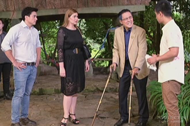 Arnaldo, piniling hindi sumama pauwi sa kanyang pamilya