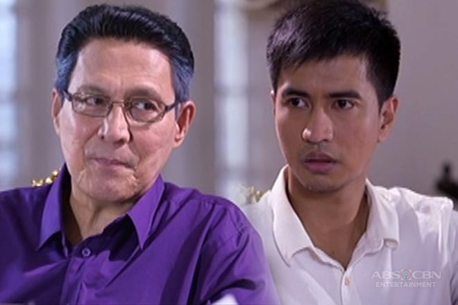 Julio, may ipinakita kay Arnaldo na makakatulong upang ibalik ang kanyang pag-iisip