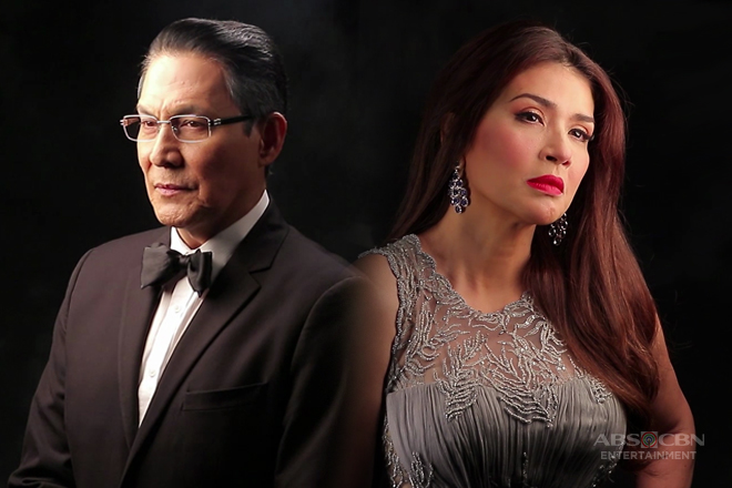 Behind-the-scenes: Tirso Cruz and Zsa Zsa Padilla in Wildflower Book 4 Pictorial Shoot