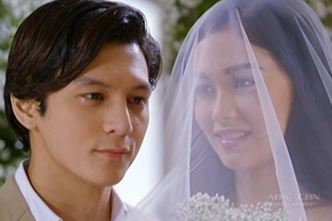 WATCH: Diego and Lily's heartfelt wedding vows