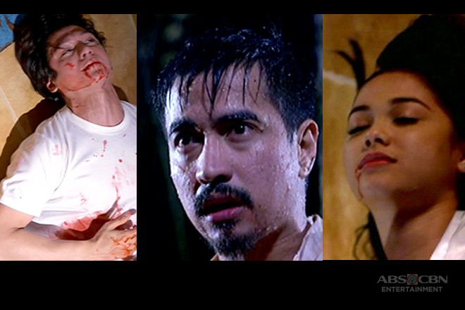 Lily, Arnaldo and Diego's fight to the death!