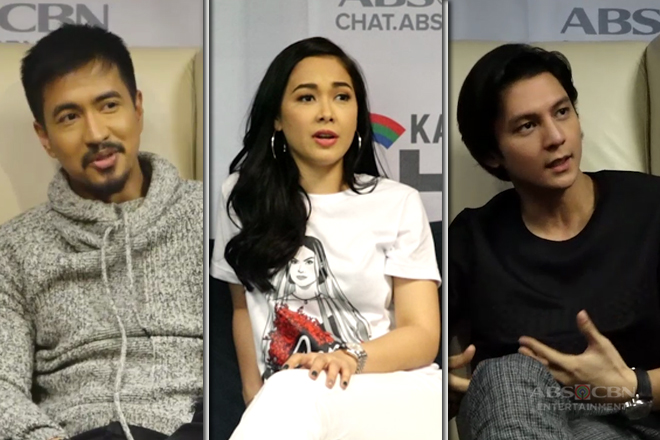 Maja, RK and Joseph's Most Challenging Scenes in Wildflower