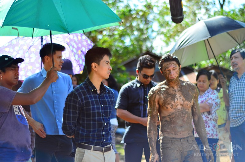 BEHIND-THE-SCENES: On The Set Of Wildflower