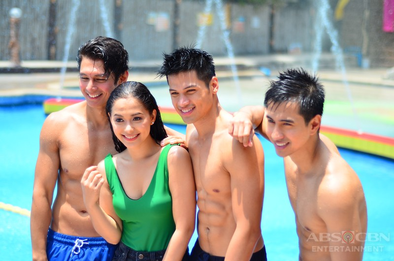 PHOTOS: Wildflower's Maja, Joseph, RK and Vin are all ready for summer!