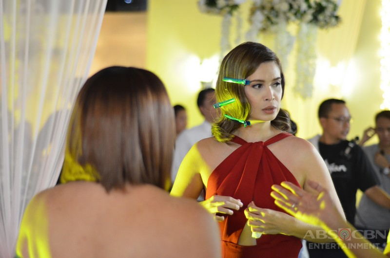 Behind-the-scenes: Presenting Camia Cruz version 2.0