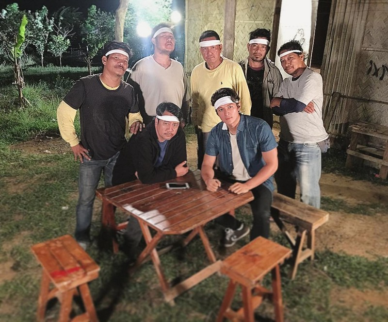 BEHIND-THE-SCENES: The wild boys of Wildflower