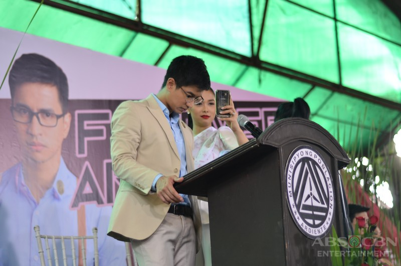Behind-The-Scenes: The Public Engagement of Mr. Mayor and Ms. Aguas