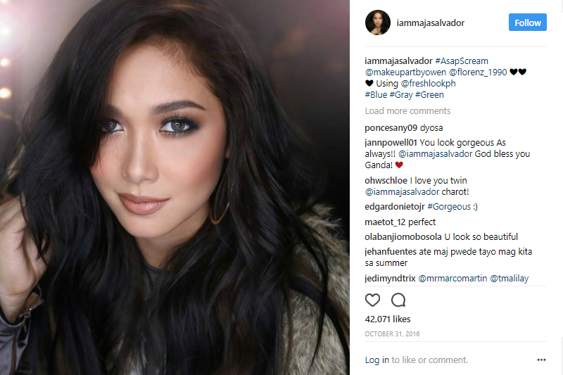 Fall in love with Maja Salvador in these 35 photos