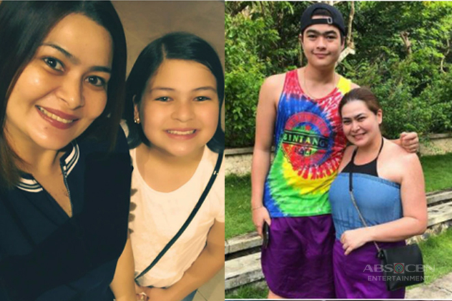 Get to know more about Wildflower's Aiko Melendez gorgeous kids in these photos