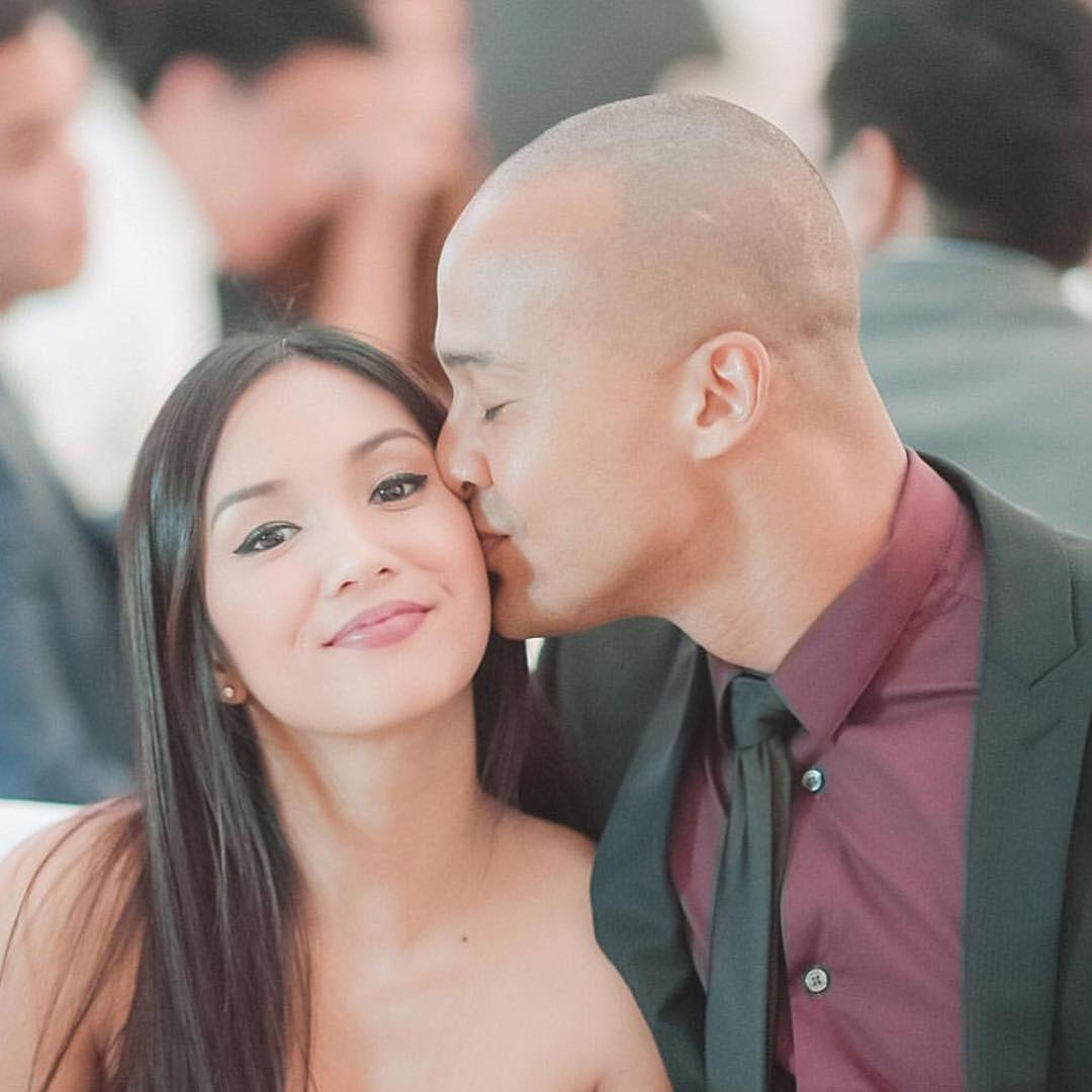 Roxanne and Will's romantic photos will make you believe in true love