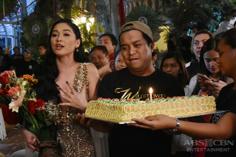 On-The-Set Of Wildflower: Maja and Joseph's double birthday celebration