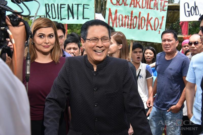 Behind-The-Scenes: Ang pagsugod ng kampo ni Diego sa pamilya Ardiente