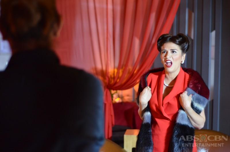 IN PHOTOS: Unang araw ni Zsa Zsa Padilla bilang si Red Dragon #WildflowerPagkikita