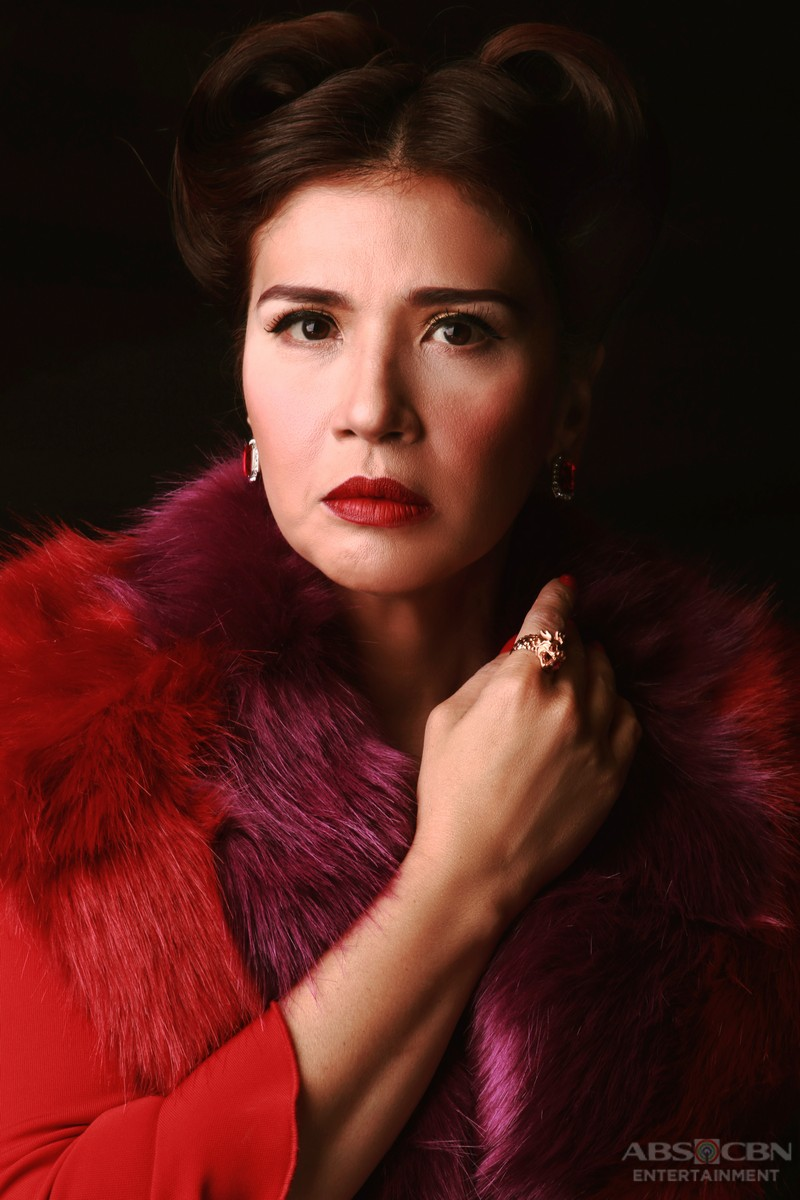 IN PHOTOS: Zsa Zsa Padilla is Wildflower's Red Dragon
