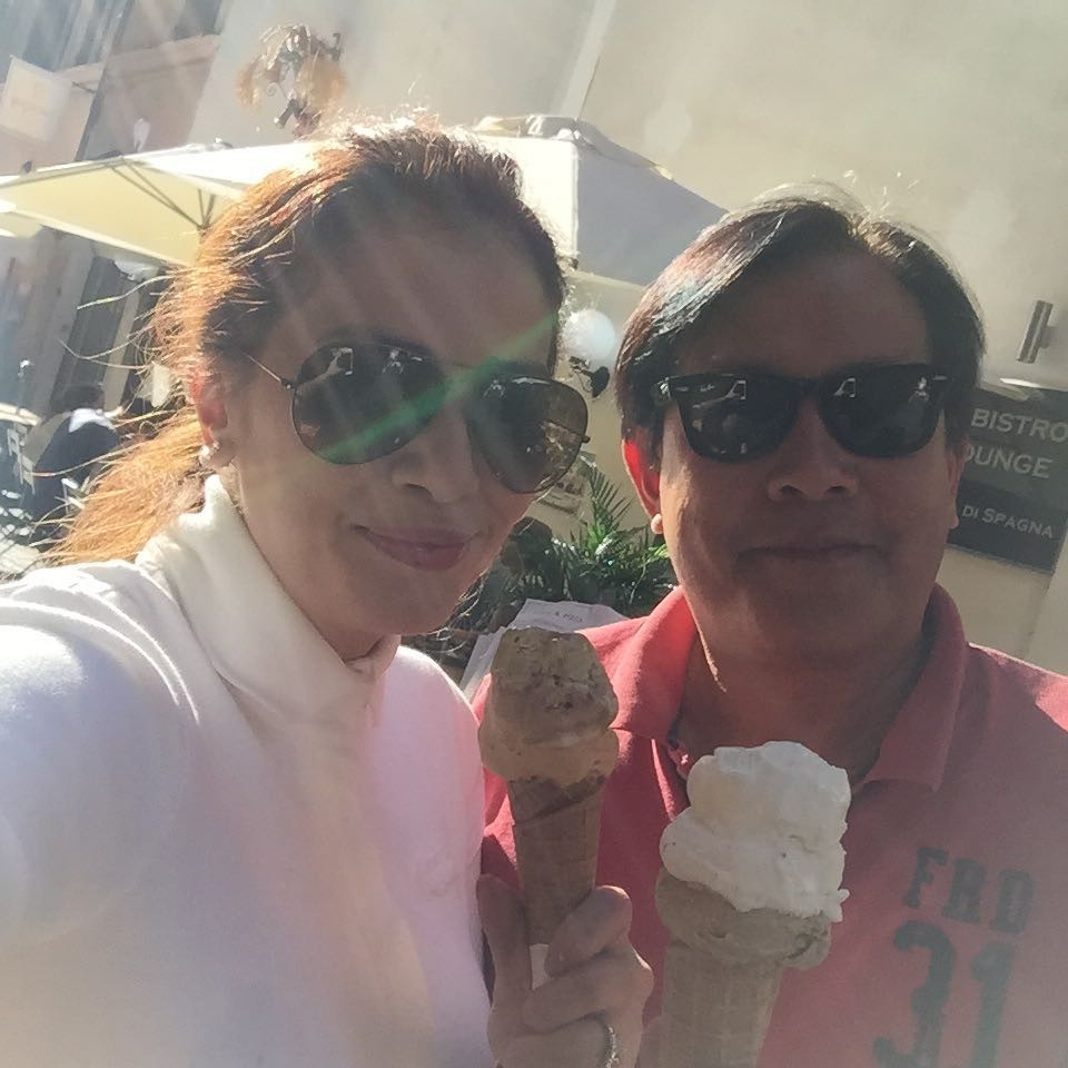 Zsa Zsa's photos with her husband-to-be Conrad will make you believe in second chances