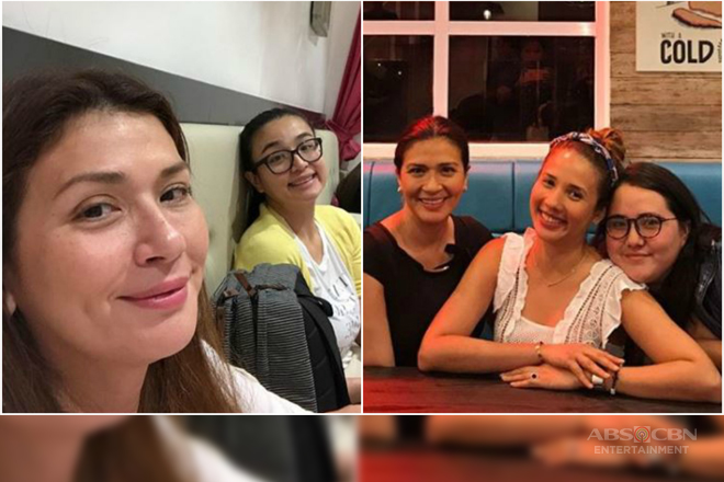 IN PHOTOS: Zsa Zsa Padilla with her 3 beautiful lookalikes