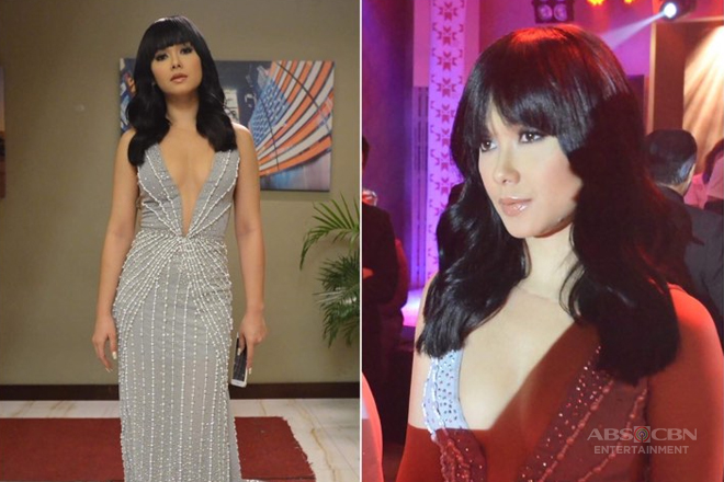 Behind-The-Scenes: Lily Cruz's New Look Surprises Netizens!