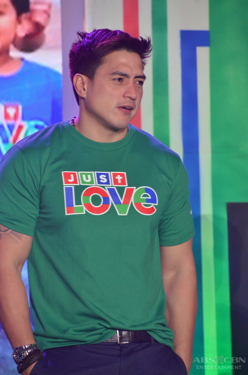 PHOTOS: Wildflower stars at the Just Love: The ABS-CBN Trade Event