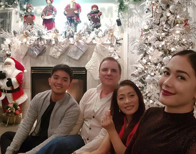 LOOK! Ilan sa mga litrato ni Maja Salvador kasama ang isa sa pinakamamahal niyang lalaki!