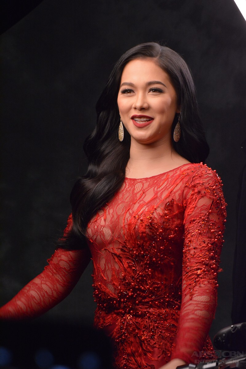 IN PHOTOS: Ang NagLILYab na Maja Salvador sa Wildflower