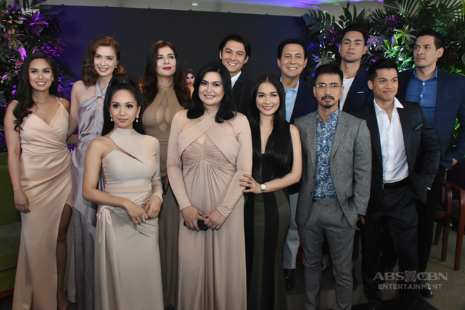 PHOTOS: Pasilip sa naganap na Wilflower thanksgiving presscon