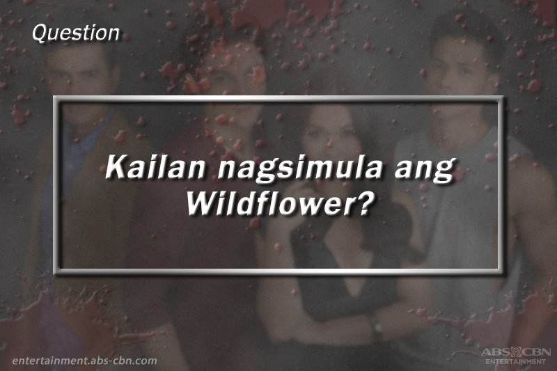 Kakasa ka ba sa wildest Wildflower quiz?