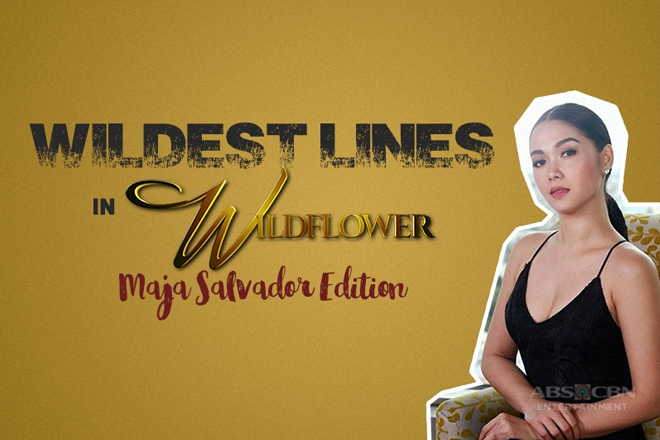 Wildest Lines in Wildflower: Maja Salvador Edition